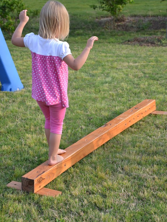 Child Balance Beam